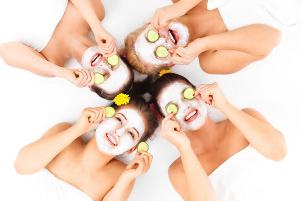 Bridal Spa Party